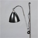 Robert Dudley Best, Floor lamp base and shade (model BL-3)