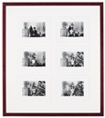 Duane Michals, Paradise Regained (6 works in 1 frame)