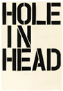 Christopher Wool, Head