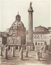James Anderson, Colonne et forum de Trajan, Rome, Italie