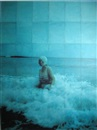Isca Greenfield-Sanders, Woman in the waves ii