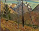 James Edward Hervey MacDonald, Rocky Mountains