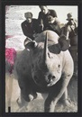 Peter Beard, Tsavo National Park, founded April Fool's Day 1948