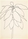 Ellsworth Kelly, Leaf 4 - Spencertown