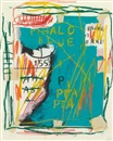 Jean-Michel Basquiat, Untitled (Phalo Blue)