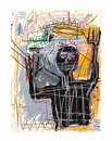 Jean-Michel Basquiat, Furious Man
