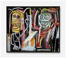 Jean-Michel Basquiat, Dustheads