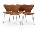 Arne Jacobsen, Sjuan stolar (set of 4)