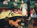 Vik Muniz, Pastorales tahitiennes, after Paul Gauguin