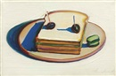 Wayne Thiebaud, Sandwich