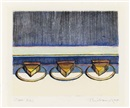 Wayne Thiebaud, Case Pies