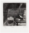 Richard Diebenkorn, Etchings and Drypoints: #20 (41 works)