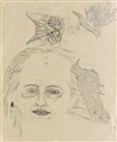 Kiki Smith, Ginzer and the Birds