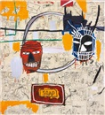 Jean-Michel Basquiat, Untitled (Soap)