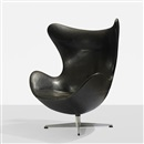 Arne Jacobsen, Early Egg chair