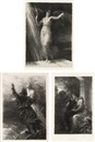 Henri Fantin-Latour, 12 plates (from Richard Wagner, sa vie et ses oeuvres) by Adolphe Jullien (with another lithograph) (set of 13)