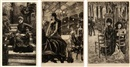 James Jacques Joseph Tissot, La soeur ainee/ Ces dames des chars/ Sans dot (set of 3)