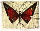 Bernard Buffet, Le papillon orange