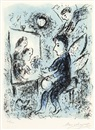 Marc Chagall, Towards Another Light