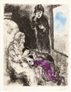 Marc Chagall, From Bible