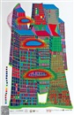 Friedensreich Hundertwasser, Good morning city - Bleeding Town