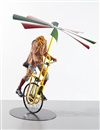 Yinka Shonibare MBE, Boy on Flying Machine