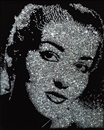 Vik Muniz, Maria Callas from Pictures of Diamonds
