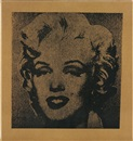 Mike Bidlo, Not Warhol (Marilyn), Not Warhol (Marilyn)