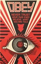 Shepard Fairey, OBEY: Never Trust Your Own Eyes..., Vote, Head and Flag (4 works)