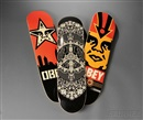 Shepard Fairey, Skate Decks (3 works)
