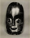 Walker Evans, African Mask (Serrated Mouth)