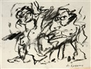 Willem de Kooning, Untitled