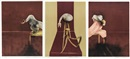 Francis Bacon, Second version of Triptych, 1989 (triptych)