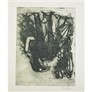 Georg Baselitz, Untitled (Der jäger)