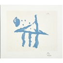 Robert Motherwell, Summer Trident (from the Harvey Gantt portfolio)