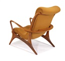 Vladimir Kagan, Contour lounge Chair