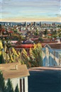 Larry Cohen, View of Century City
