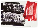 Robert Rauschenberg, Illegal Tender L.A. (from Marmont Flair series)