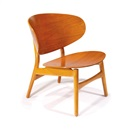 Hans J. Wegner, Shell lounge chair
