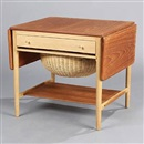 Hans J. Wegner, AT 33 sewing table
