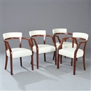 Philippe Starck, Armchairs (set of 4)