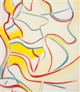 Willem de Kooning, Untitled (from Quatre Lithographies)