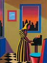 Mark Kostabi, Composition for two hands