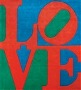 Robert Indiana, Classic Love