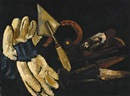 Marsden Hartley, Gardener's Gloves and Field Implements
