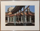Richard Estes, Urban Landscapes III: Vatican City Dining Room