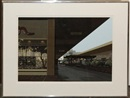 Richard Estes, Urban Landscapes III: California Mall