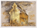 John Piper, Willington Dovecote, Bedfordshire