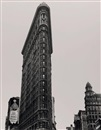 Berenice Abbott, Flatiron Building, Broadway and Fifth Avenue, New York