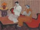 Milton Avery, The Musicians